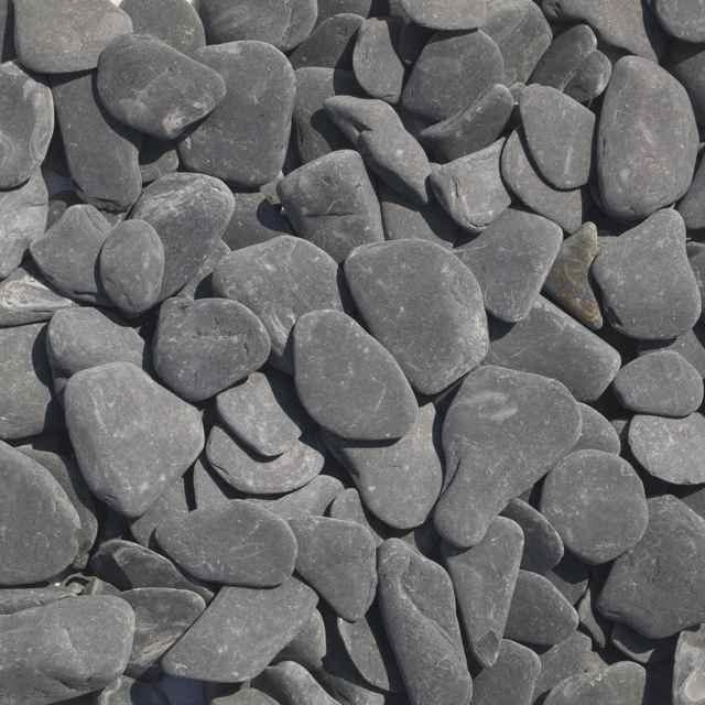 """Vaizdo rezultatas pagal užklausą """"Flat Pebbles Zwart 30/60"""""""