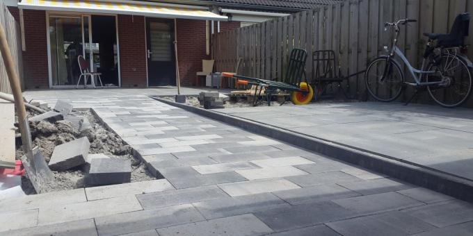Cobblestones Grijs Genuanceerd (GEB0130)